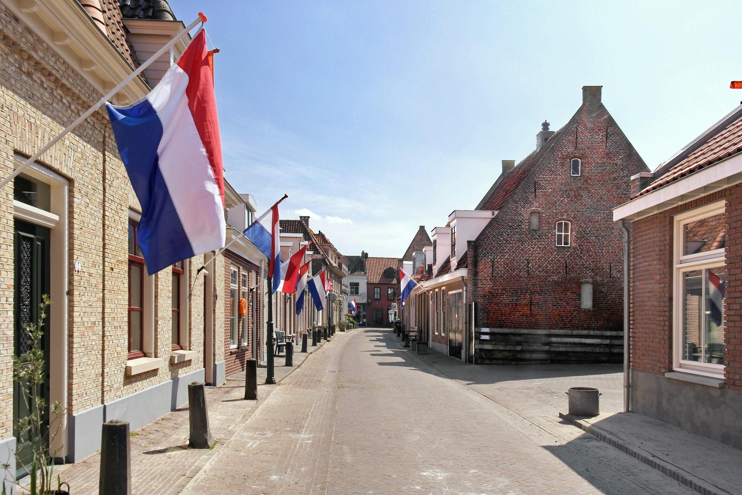 Koningsdag in Hasselt